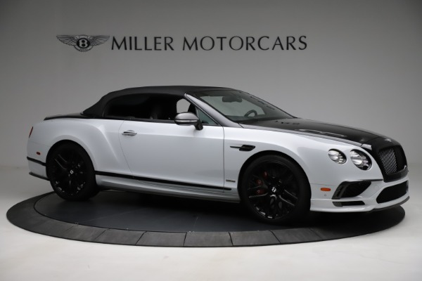 Used 2018 Bentley Continental GT Supersports for sale $209,900 at Maserati of Westport in Westport CT 06880 17