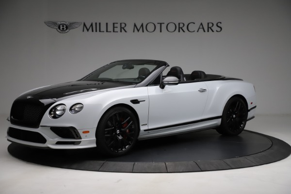 Used 2018 Bentley Continental GT Supersports for sale $209,900 at Maserati of Westport in Westport CT 06880 2