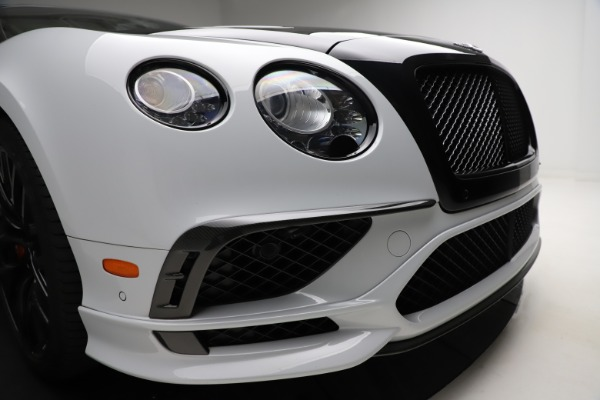 Used 2018 Bentley Continental GT Supersports for sale $209,900 at Maserati of Westport in Westport CT 06880 21