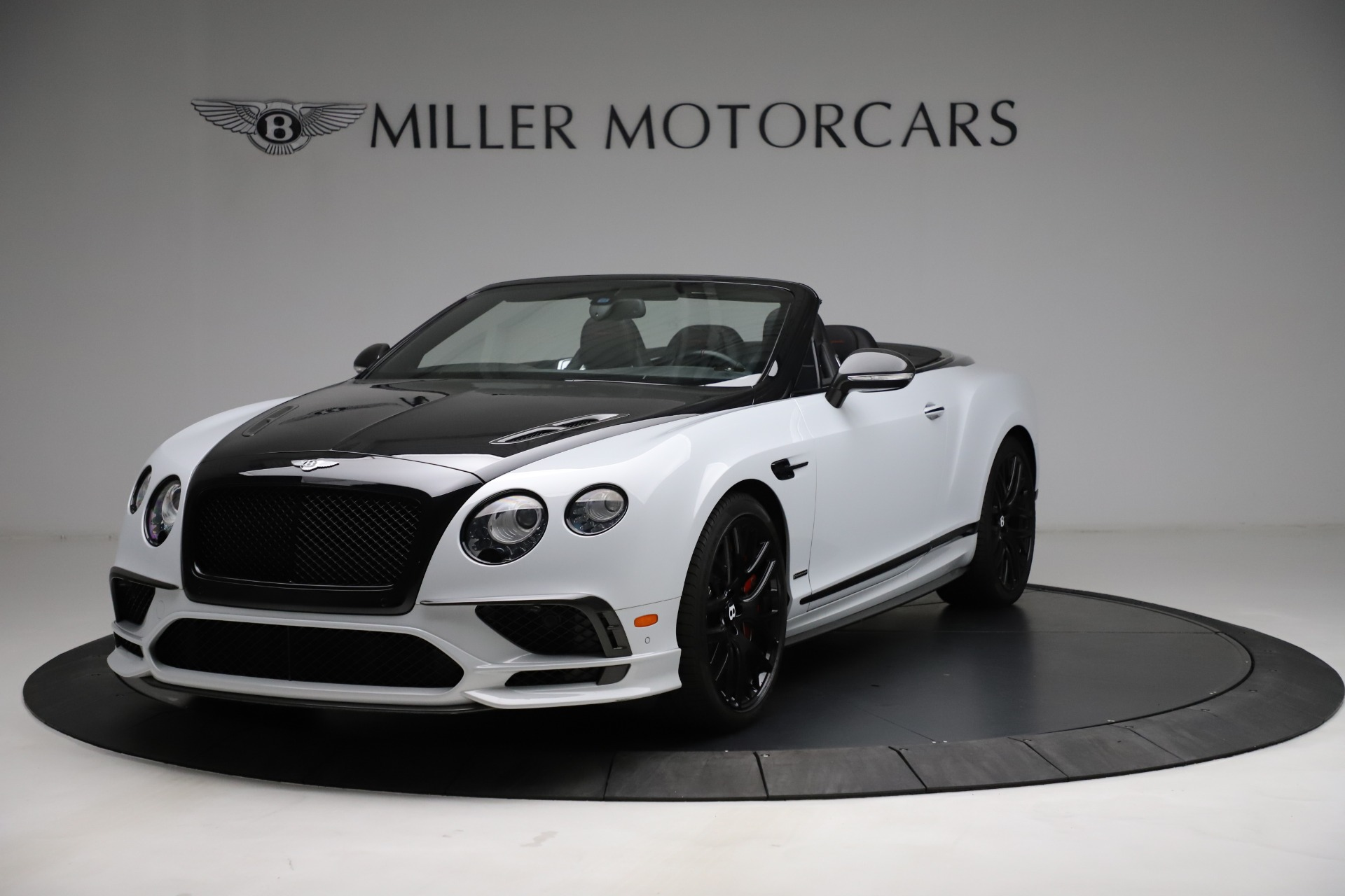 Used 2018 Bentley Continental GT Supersports for sale $209,900 at Maserati of Westport in Westport CT 06880 1