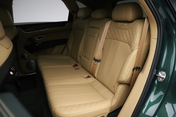 Used 2018 Bentley Bentayga W12 Signature for sale Sold at Maserati of Westport in Westport CT 06880 22
