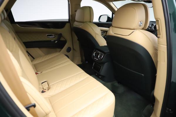 Used 2018 Bentley Bentayga W12 Signature for sale Sold at Maserati of Westport in Westport CT 06880 27