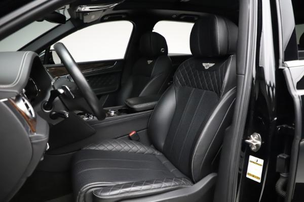 Used 2018 Bentley Bentayga W12 Signature for sale $153,900 at Maserati of Westport in Westport CT 06880 20