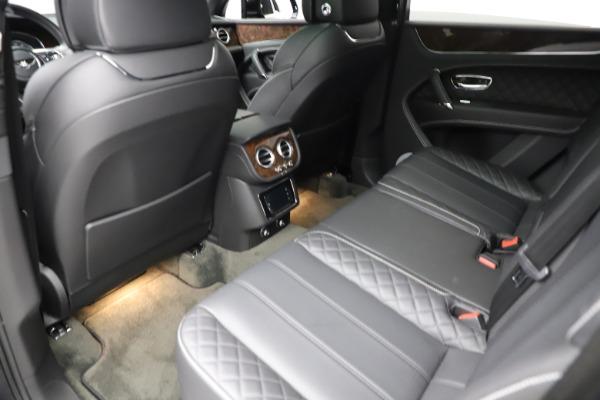 Used 2018 Bentley Bentayga W12 Signature for sale $153,900 at Maserati of Westport in Westport CT 06880 22