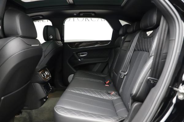 Used 2018 Bentley Bentayga W12 Signature for sale $153,900 at Maserati of Westport in Westport CT 06880 23
