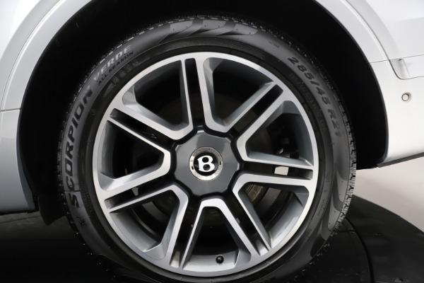 Used 2018 Bentley Bentayga Activity Edition for sale $146,900 at Maserati of Westport in Westport CT 06880 15