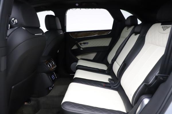 Used 2018 Bentley Bentayga Activity Edition for sale $146,900 at Maserati of Westport in Westport CT 06880 21