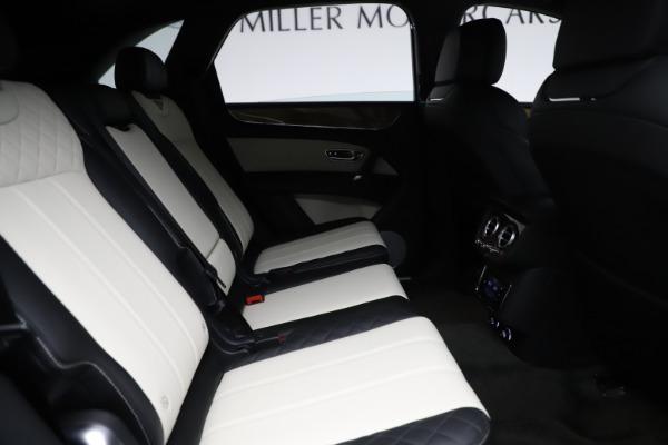 Used 2018 Bentley Bentayga Activity Edition for sale $146,900 at Maserati of Westport in Westport CT 06880 24