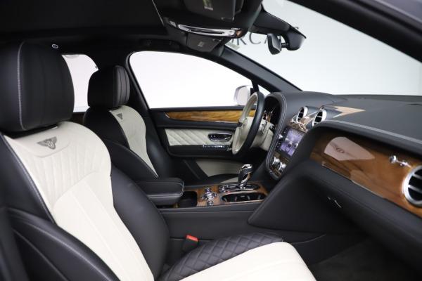 Used 2018 Bentley Bentayga Activity Edition for sale $146,900 at Maserati of Westport in Westport CT 06880 27
