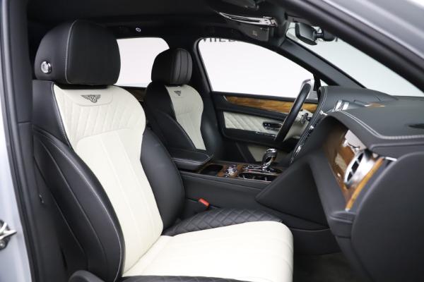 Used 2018 Bentley Bentayga Activity Edition for sale $146,900 at Maserati of Westport in Westport CT 06880 28