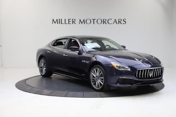 New 2021 Maserati Quattroporte S Q4 GranLusso for sale $123,549 at Maserati of Westport in Westport CT 06880 10