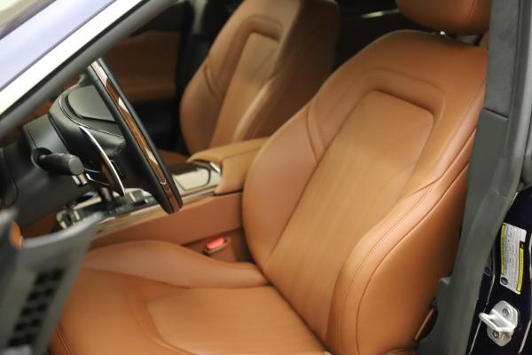 New 2021 Maserati Quattroporte S Q4 GranLusso for sale $123,549 at Maserati of Westport in Westport CT 06880 14