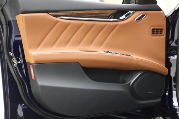 New 2021 Maserati Quattroporte S Q4 GranLusso for sale $123,549 at Maserati of Westport in Westport CT 06880 15