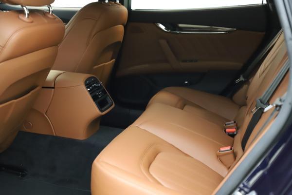 New 2021 Maserati Quattroporte S Q4 GranLusso for sale $123,549 at Maserati of Westport in Westport CT 06880 16