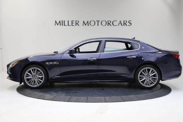 New 2021 Maserati Quattroporte S Q4 GranLusso for sale $123,549 at Maserati of Westport in Westport CT 06880 2