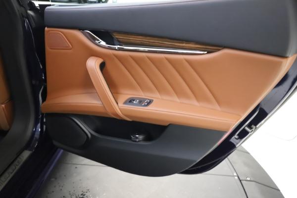New 2021 Maserati Quattroporte S Q4 GranLusso for sale $123,549 at Maserati of Westport in Westport CT 06880 22