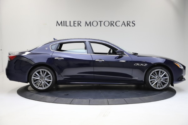 New 2021 Maserati Quattroporte S Q4 GranLusso for sale $123,549 at Maserati of Westport in Westport CT 06880 8