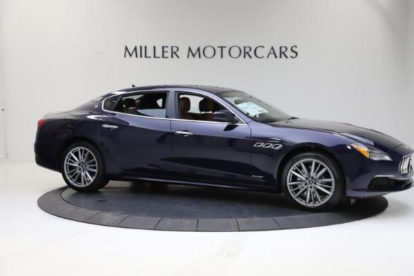 New 2021 Maserati Quattroporte S Q4 GranLusso for sale $123,549 at Maserati of Westport in Westport CT 06880 9
