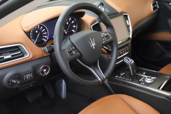New 2021 Maserati Ghibli S Q4 for sale $85,754 at Maserati of Westport in Westport CT 06880 13