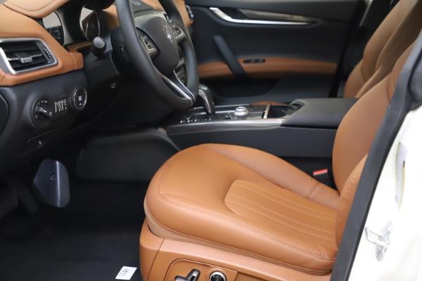 New 2021 Maserati Ghibli S Q4 for sale $85,754 at Maserati of Westport in Westport CT 06880 14