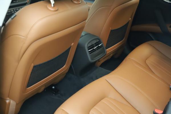 New 2021 Maserati Ghibli S Q4 for sale $85,754 at Maserati of Westport in Westport CT 06880 17