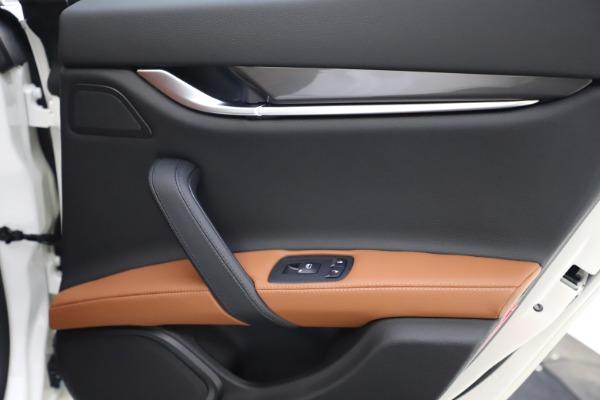 New 2021 Maserati Ghibli S Q4 for sale $85,754 at Maserati of Westport in Westport CT 06880 22
