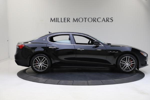 New 2021 Maserati Ghibli S Q4 for sale $86,654 at Maserati of Westport in Westport CT 06880 11