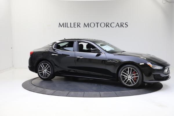 New 2021 Maserati Ghibli S Q4 for sale $86,654 at Maserati of Westport in Westport CT 06880 12