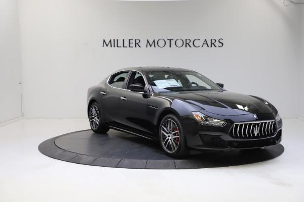 New 2021 Maserati Ghibli S Q4 for sale $86,654 at Maserati of Westport in Westport CT 06880 13