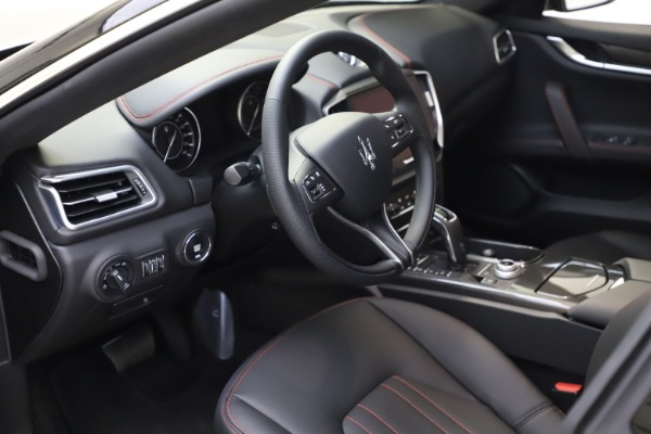 New 2021 Maserati Ghibli S Q4 for sale $86,654 at Maserati of Westport in Westport CT 06880 15