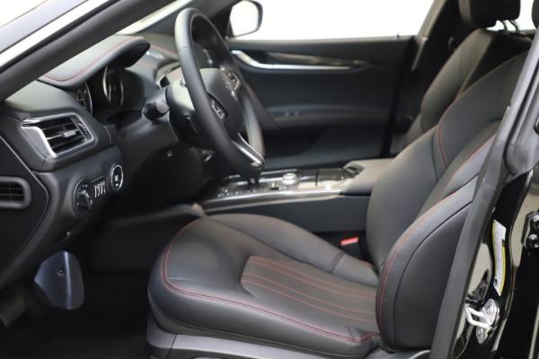 New 2021 Maserati Ghibli S Q4 for sale $86,654 at Maserati of Westport in Westport CT 06880 16
