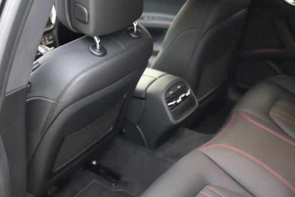 New 2021 Maserati Ghibli S Q4 for sale $86,654 at Maserati of Westport in Westport CT 06880 19