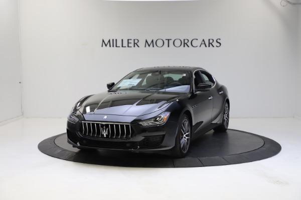 New 2021 Maserati Ghibli S Q4 for sale $86,654 at Maserati of Westport in Westport CT 06880 2