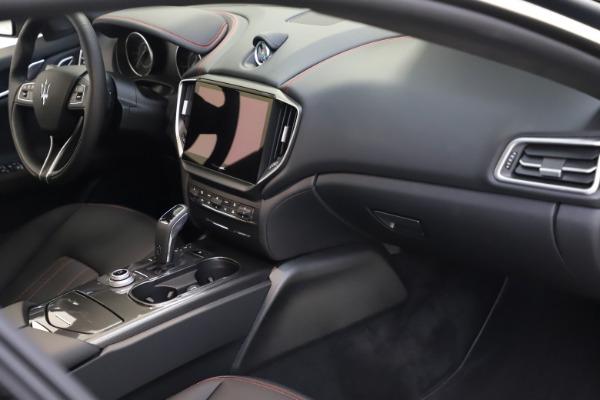 New 2021 Maserati Ghibli S Q4 for sale $86,654 at Maserati of Westport in Westport CT 06880 21