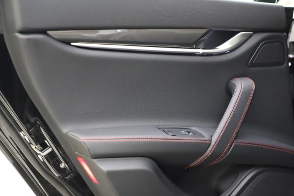 New 2021 Maserati Ghibli S Q4 for sale $86,654 at Maserati of Westport in Westport CT 06880 22