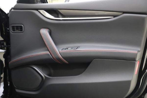 New 2021 Maserati Ghibli S Q4 for sale $86,654 at Maserati of Westport in Westport CT 06880 24