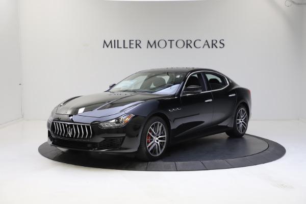 New 2021 Maserati Ghibli S Q4 for sale $86,654 at Maserati of Westport in Westport CT 06880 3