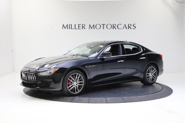 New 2021 Maserati Ghibli S Q4 for sale $86,654 at Maserati of Westport in Westport CT 06880 4