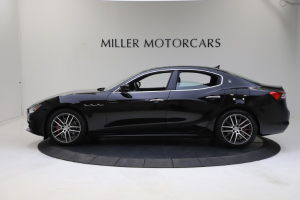 New 2021 Maserati Ghibli S Q4 for sale $86,654 at Maserati of Westport in Westport CT 06880 5