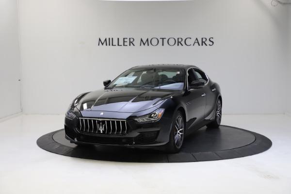 New 2021 Maserati Ghibli S Q4 for sale $86,654 at Maserati of Westport in Westport CT 06880 1