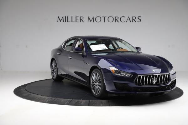 New 2021 Maserati Ghibli S Q4 for sale $86,954 at Maserati of Westport in Westport CT 06880 11