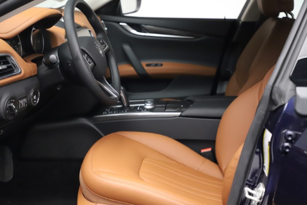 New 2021 Maserati Ghibli S Q4 for sale $86,954 at Maserati of Westport in Westport CT 06880 13