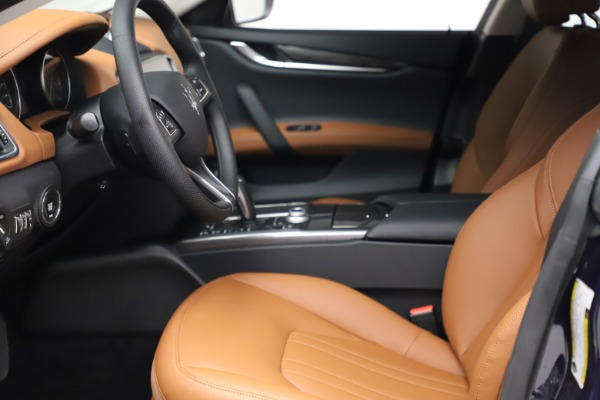 New 2021 Maserati Ghibli S Q4 for sale $86,954 at Maserati of Westport in Westport CT 06880 14