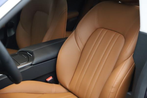 New 2021 Maserati Ghibli S Q4 for sale $86,954 at Maserati of Westport in Westport CT 06880 15