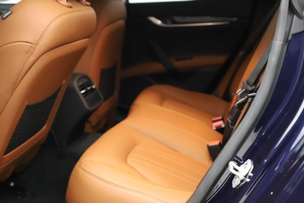 New 2021 Maserati Ghibli S Q4 for sale $86,954 at Maserati of Westport in Westport CT 06880 17