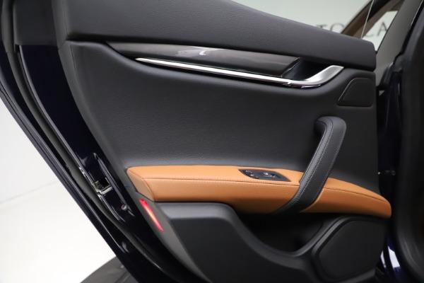 New 2021 Maserati Ghibli S Q4 for sale $86,954 at Maserati of Westport in Westport CT 06880 19