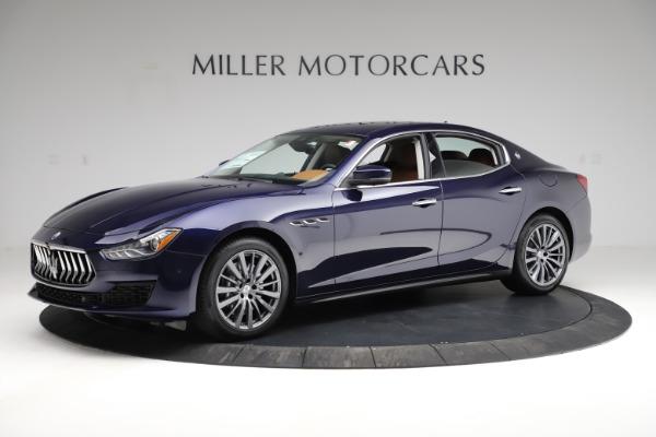 New 2021 Maserati Ghibli S Q4 for sale $86,954 at Maserati of Westport in Westport CT 06880 2