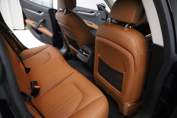 New 2021 Maserati Ghibli S Q4 for sale $86,954 at Maserati of Westport in Westport CT 06880 20