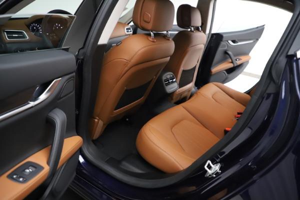 New 2021 Maserati Ghibli S Q4 for sale $86,954 at Maserati of Westport in Westport CT 06880 21