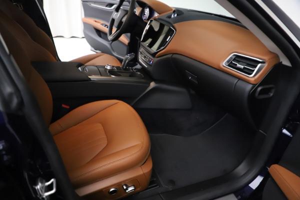 New 2021 Maserati Ghibli S Q4 for sale $86,954 at Maserati of Westport in Westport CT 06880 22